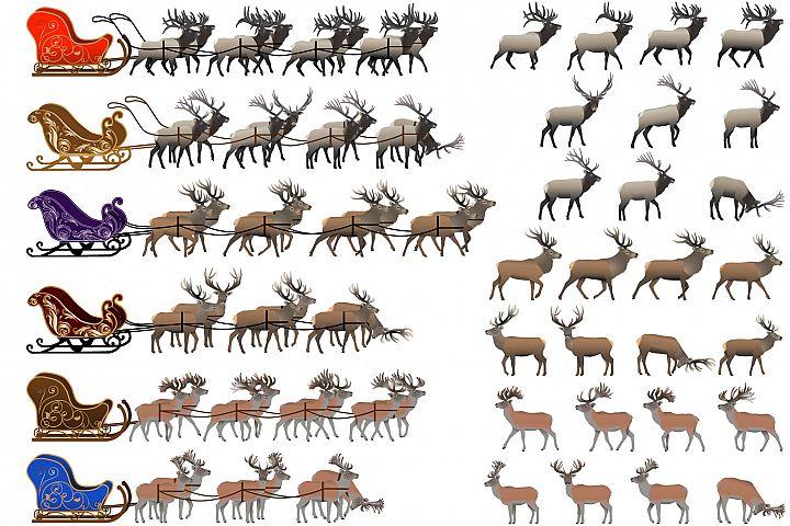 Deer sled