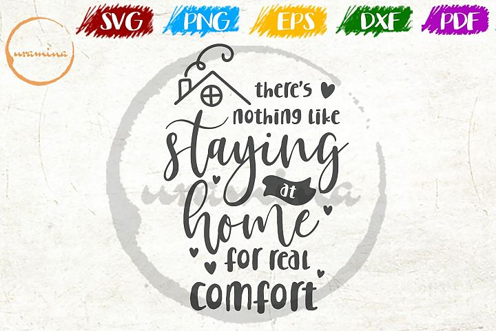 There Is Nothing Like Living Room Sign SVG PDF PNG