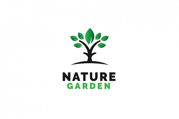 Nature Garden Logo Vol.02