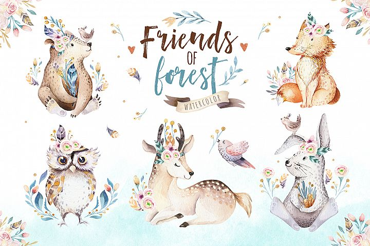 Friends of forest