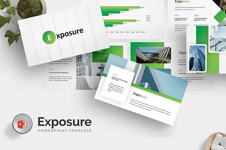 Exposure - Powerpoint Template