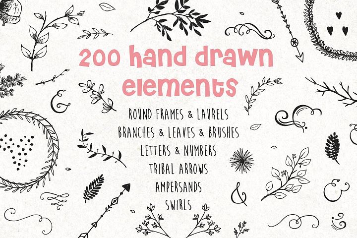 Decorate Everything! 200+ Elements