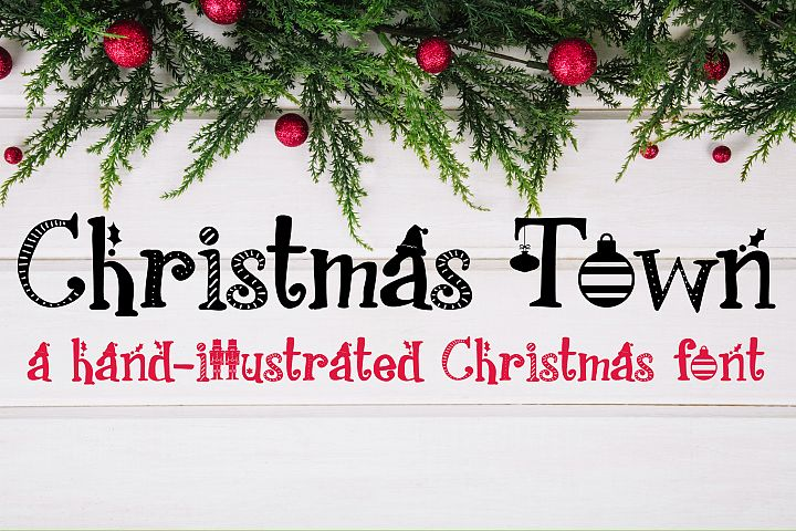 PN Christmas Town