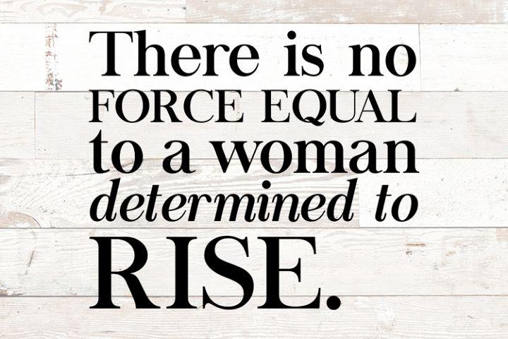 Women Empowerment - girl boss - woman quote sayings svg