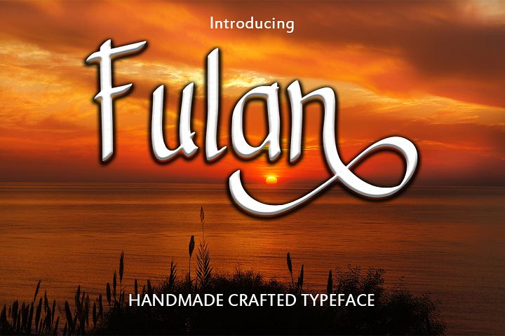 Fulan - Handmade Font
