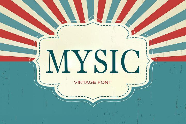 Mysic Font