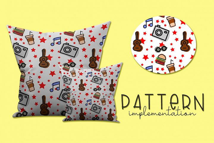 Lovely Puppy - Font duo with bonus - Free Font of The Week Design7