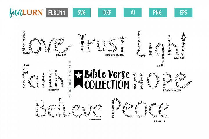 Bible Verses SVG Bundle