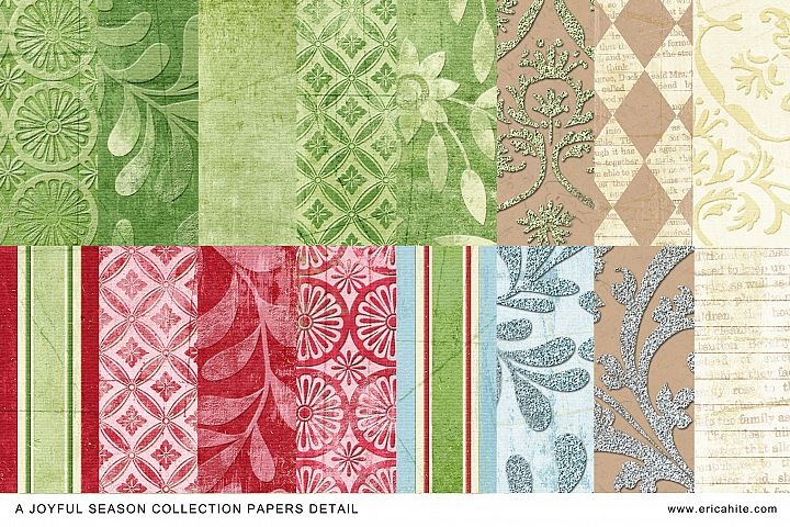 A Joyful Season Collection Papers