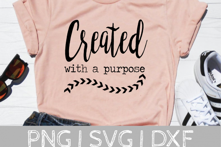 Created with Purpose SVG Cut File