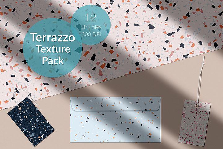 Terrazzo Tile Patterns