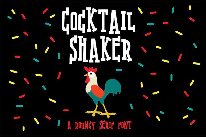 ZP Cocktail Shaker