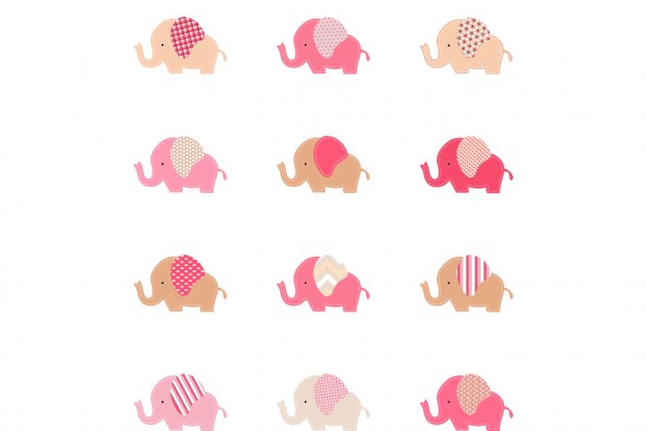 Elephants Clipart