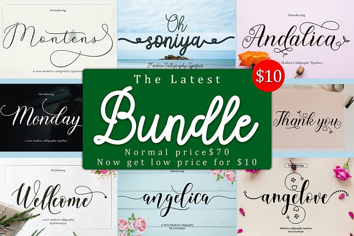 The latest BUNDLE