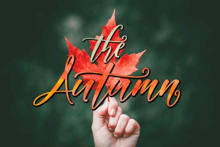 Autumn Script