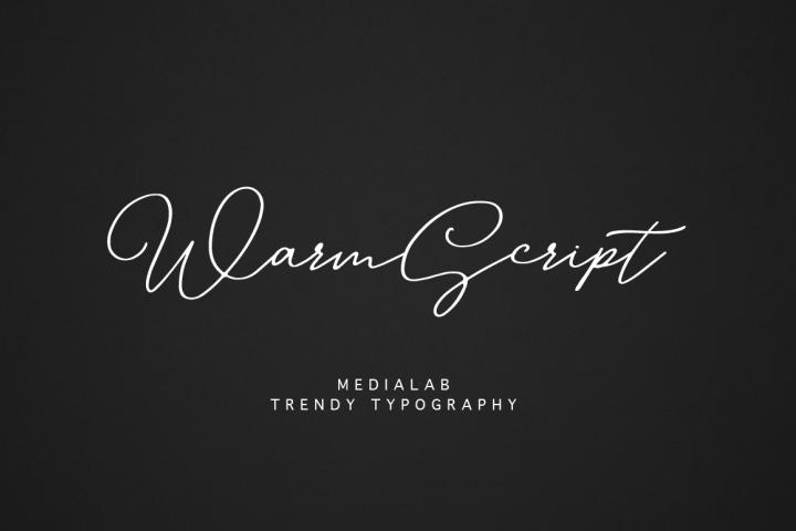 Warm Script