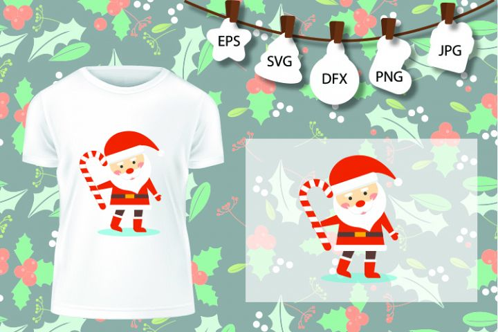 Christmas plate svg SVG DXF Fcm Ai Eps Png Jpg Digital file