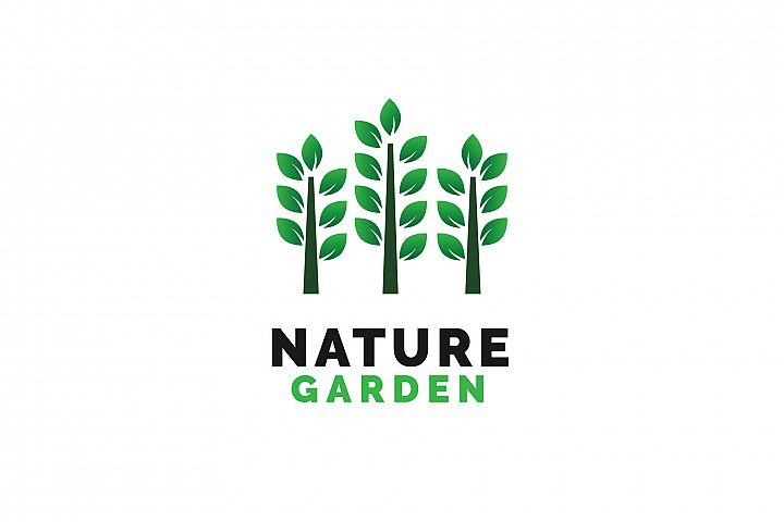 Nature Garden Logo Vol.01