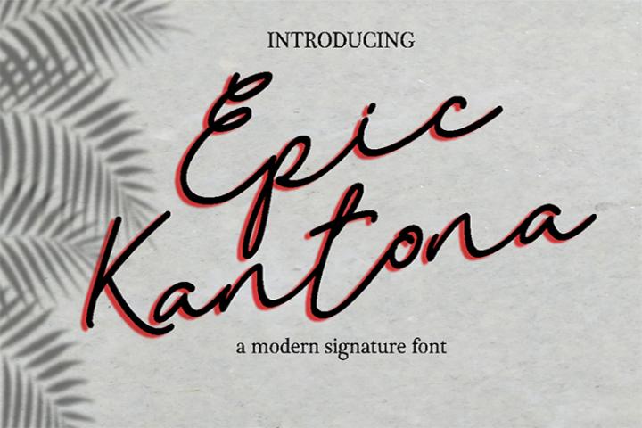 Epic Kantona