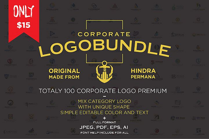 Corporate Logo Bundle