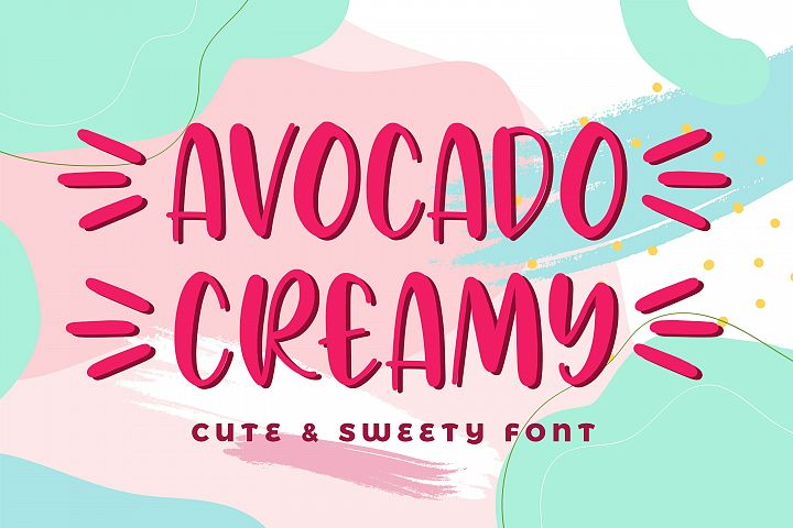 Avocado Creamy