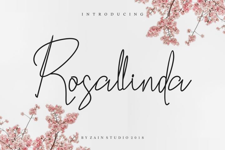 Rosallinda Script