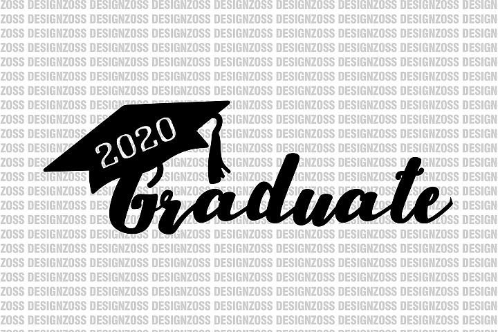 Graduation svg | 2020 graduate