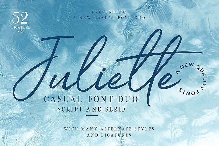 Juliette Font Duo