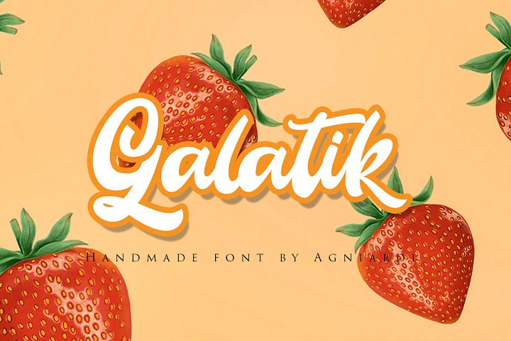 Galatik - Quirky and Sweet Romantic Script