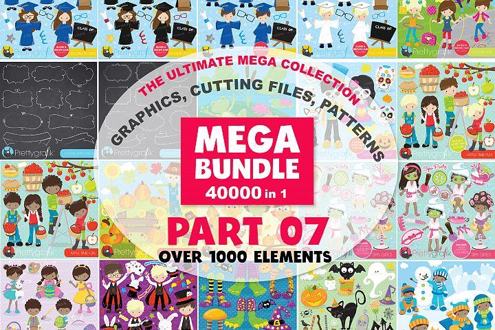 MEGA BUNDLE PART07 - 40000 in 1 Full Collection