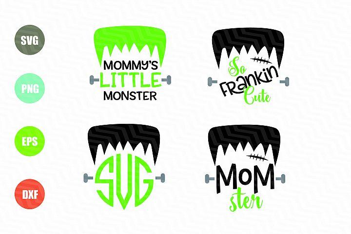 Frankenstein SVG File