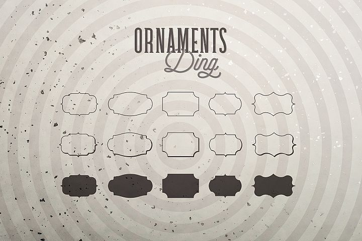 Ornaments Ding example image 2