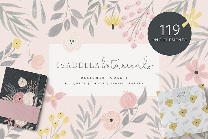 Isabella Botanicals Designer Toolkit