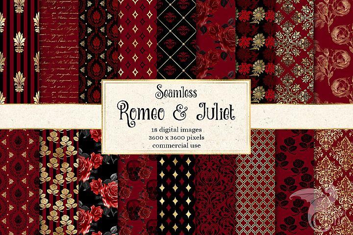 Romeo and Juliet Digital Paper