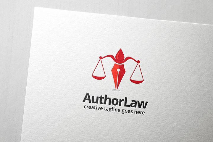 Author Law Logo