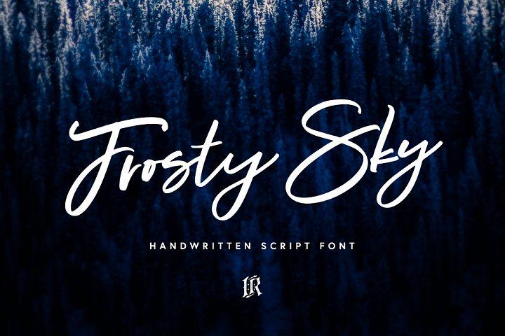 Frosty Sky