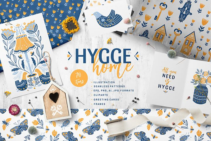 Hygge home collection