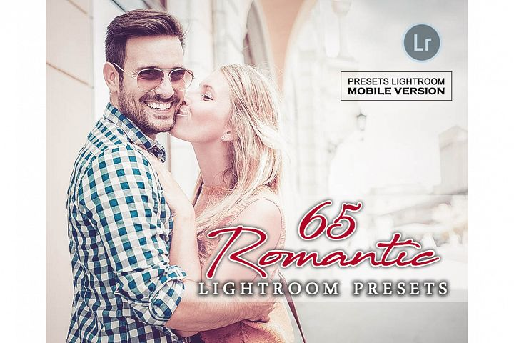 Romantic Lightroom Mobile Presets Adroid and Iphone/Ipad