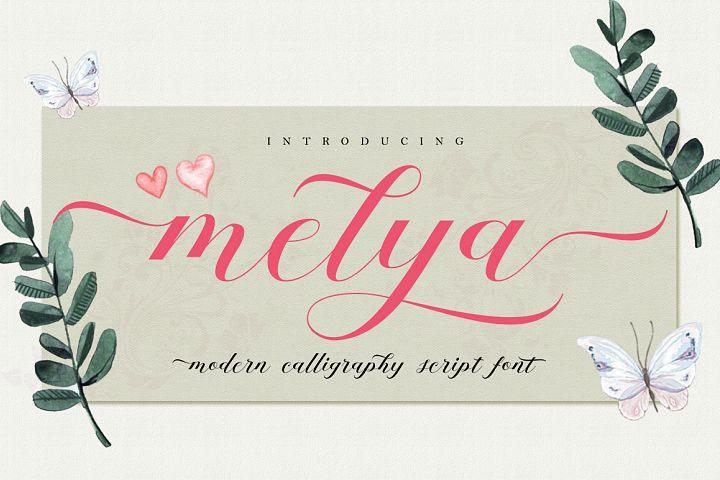Melya Script