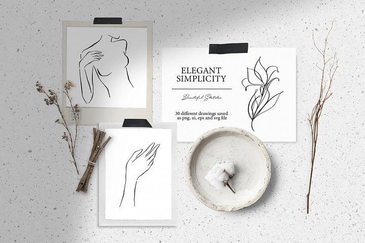 Elegant Simplicity