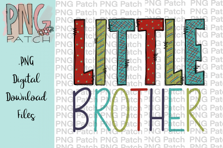 Colorful Little Brother, Announcement PNG Files