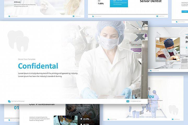 Dentist Google Slides Presentation
