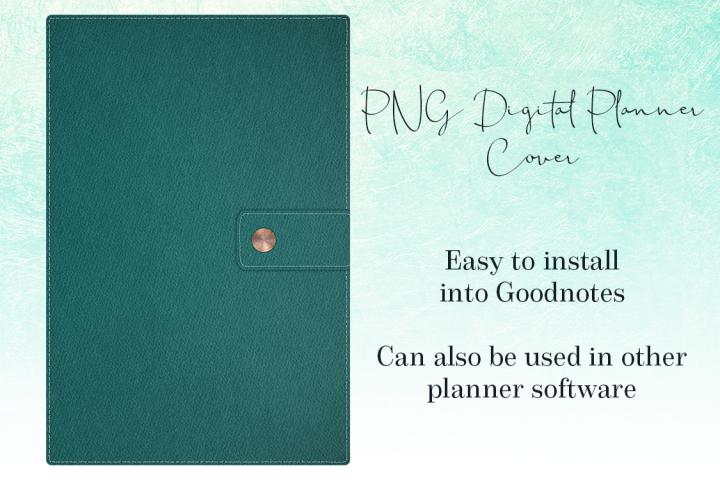 Digital Planner Cover