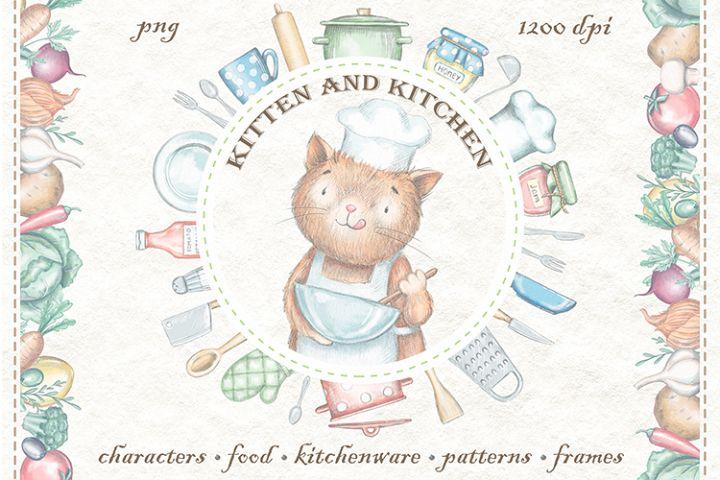 Kittens & Kitchen