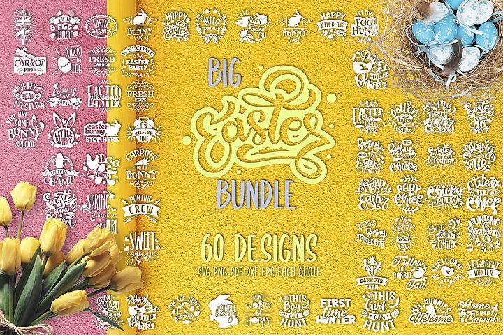 Easter bundle svg Bunny SVG for t-shirt Design Easters quote