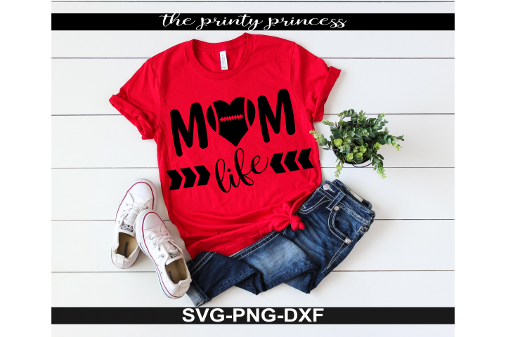 Football Mom Life svg, football svg, football design