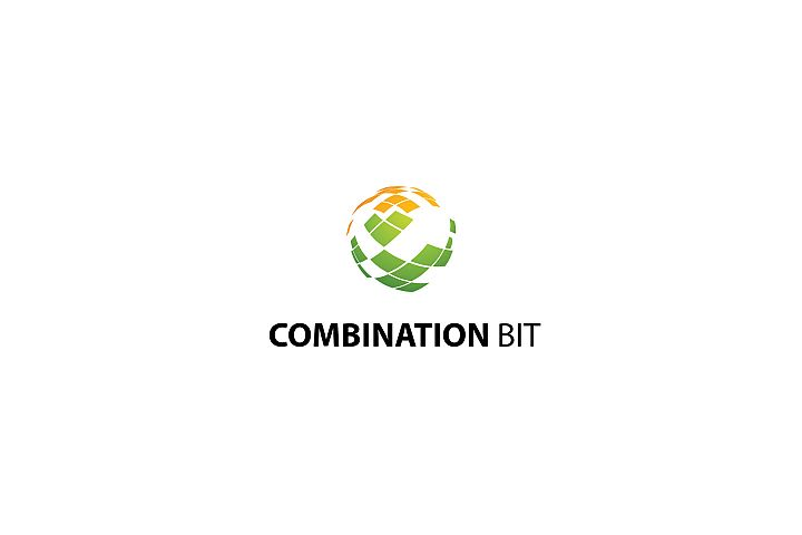 Combination Bit - Logo Template
