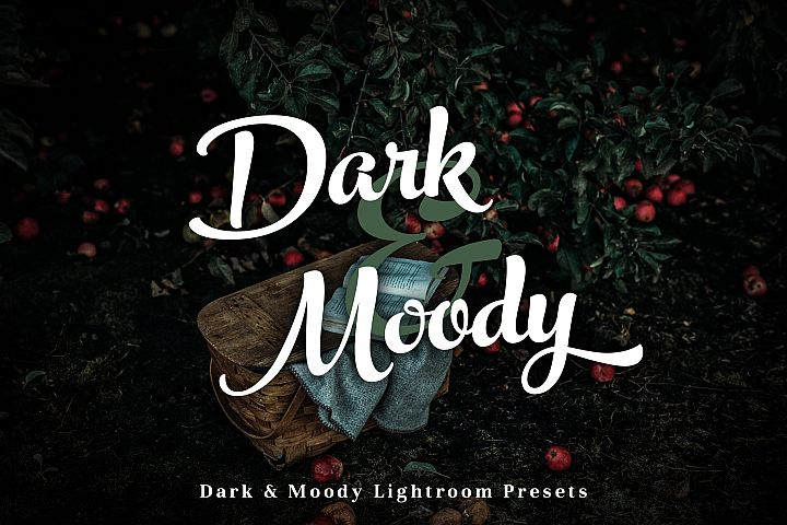 Dark & Moody - Lightroom Presets