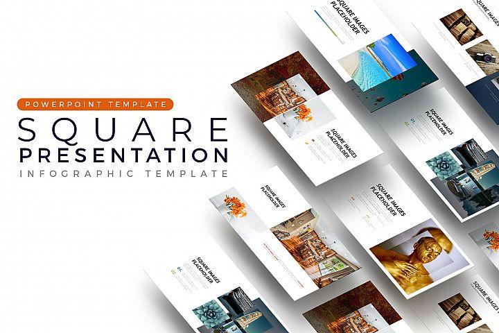 Square Placeholder Presentation