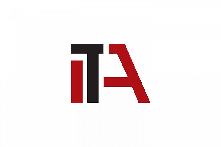 ita letter logo
